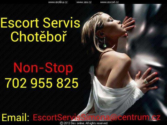 Escort Servis Chotbo od uivatele SexEscort - Seznamka